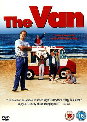 The Van Online DVD Rental