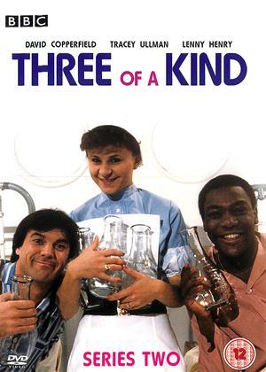 Rent Three of a Kind: Series 2 Online DVD Rental