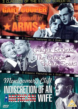 3 Classics of the Silver Screen: Vol.4 Online DVD Rental