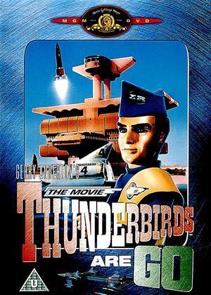 Thunderbirds Are GO Online DVD Rental