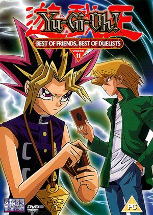 Rent Yu Gi Oh!: Vol.11: Best of Friends, Best of Duelists Online DVD Rental