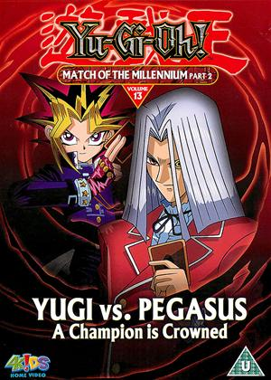 Rent Yu Gi Oh!: Vol.13: Match of the Millennium: Part 2 Online DVD Rental