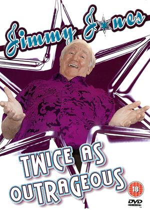 Jimmy Jones: Twice as Outrageous Online DVD Rental