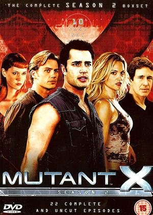 Mutant X: Series 2 Online DVD Rental