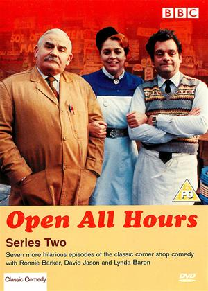 Rent Open All Hours: Series 2 Online DVD Rental