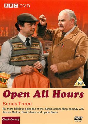 Rent Open All Hours: Series 3 Online DVD Rental