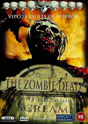 The Zombie Dead Online DVD Rental