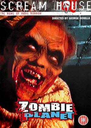 Zombie Planet Online DVD Rental
