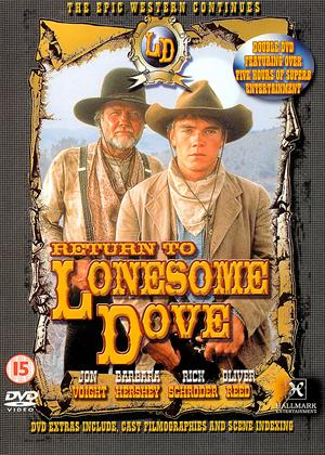 Rent Return to Lonesome Dove Online DVD Rental