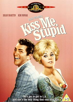 Kiss Me Stupid Online DVD Rental