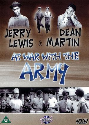 Dean Martin and Jerry Lewis: At War with the Army Online DVD Rental