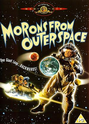 Morons from Outer Space Online DVD Rental