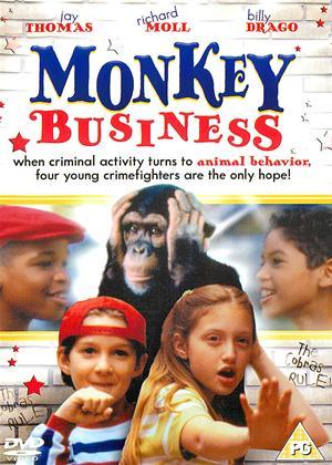 Monkey Business Online DVD Rental