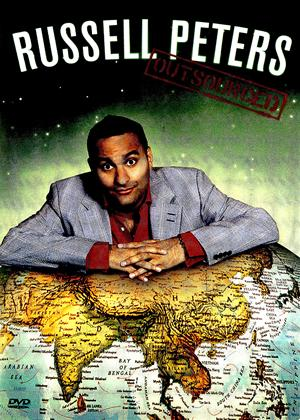 Rent Russell Peters: Outsourced Online DVD Rental