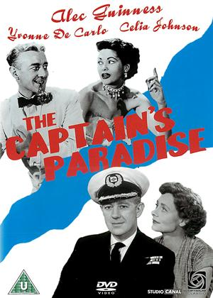 Rent The Captain's Paradise Online DVD Rental