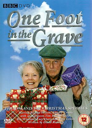 One foot in the Grave: The Christmas Specials Online DVD Rental