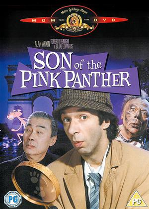 Son of the Pink Panther Online DVD Rental