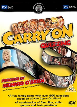 Carry on Quizzing Online DVD Rental