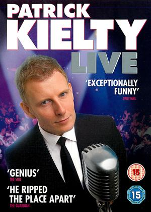Patrick Kielty: Live Online DVD Rental