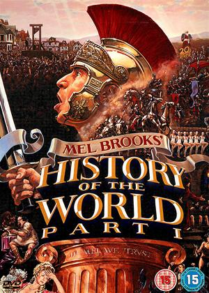 Rent History of the World: Part 1 Online DVD Rental