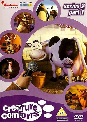 Rent Creature Comforts: Series 2: Part 1 Online DVD Rental