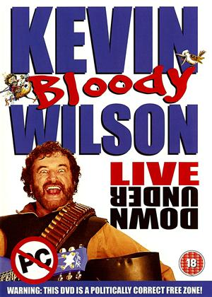 Kevin Bloody Wilson: Live Down Under Online DVD Rental