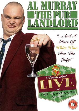 Al Murray: Pub Landlord Live... and a Glass of White Wine for the Lady! Online DVD Rental