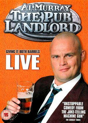 Al Murray: Pub Landlord Live: Giving It Both Barrels Online DVD Rental