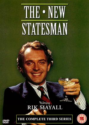 Rent The New Statesman: Series 3 Online DVD Rental