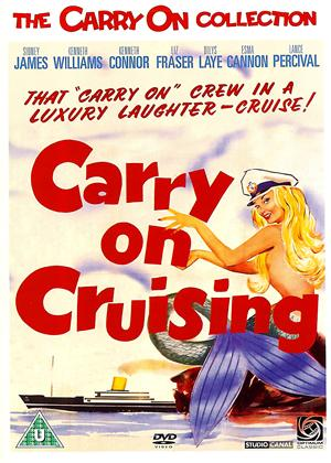 Carry on Cruising Online DVD Rental