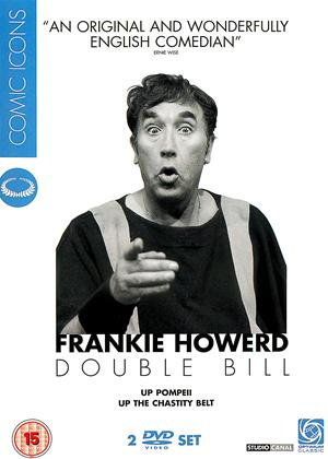 Frankie Howerd Double Bill Online DVD Rental