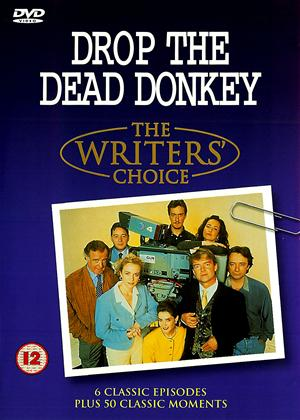 Rent Drop The Dead Donkey: The Writer's Choice Online DVD Rental