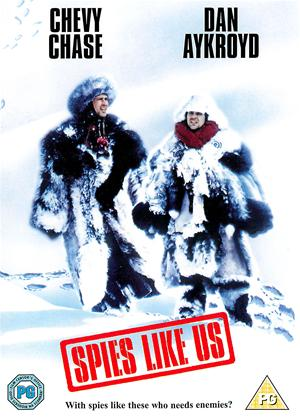 Spies Like Us Online DVD Rental