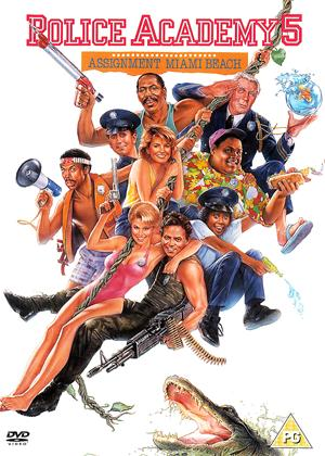 Police Academy 5 Online DVD Rental
