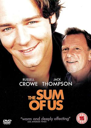 Rent The Sum of Us Online DVD Rental