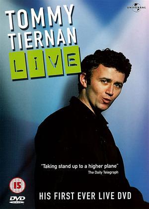 Tommy Tiernan: Live Online DVD Rental