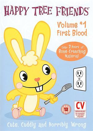Happy Tree Friends: Vol.1: First Blood Online DVD Rental