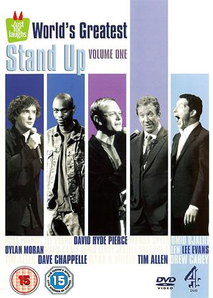 Rent World's Greatest Stand Up: Vol.1 Online DVD Rental