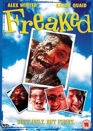 Freaked Online DVD Rental