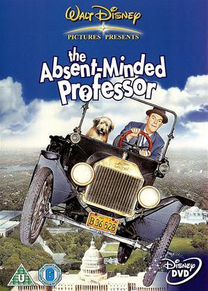 The Absent-Minded Professor Online DVD Rental