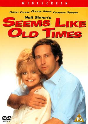 Seems Like Old Times Online DVD Rental