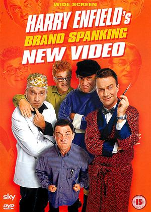 Harry Enfield: Brand Spanking New Video Online DVD Rental