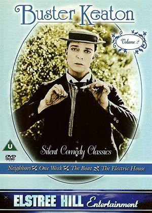 Buster Keaton: Vol.2 Online DVD Rental