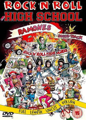 Rock 'N' Roll High School Online DVD Rental
