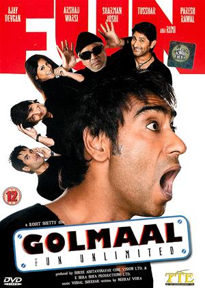 Rent Golmaal: Fun Unlimited Online DVD Rental