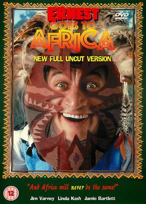 Rent Ernest Goes to Africa Online DVD Rental