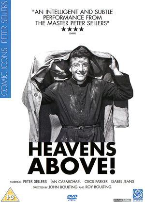 Heavens Above! Online DVD Rental