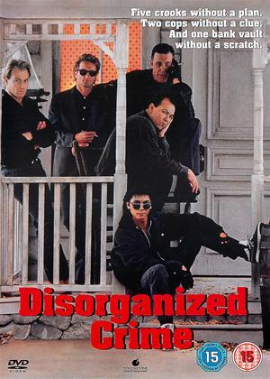 Disorganised Crime Online DVD Rental