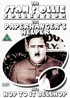 Rent The Stan and Ollie Collection: The Paperhanger's Helper / Hop to It Bellhop Online DVD Rental
