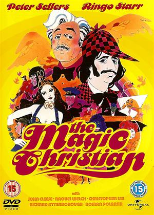 Rent The Magic Christian Online DVD Rental